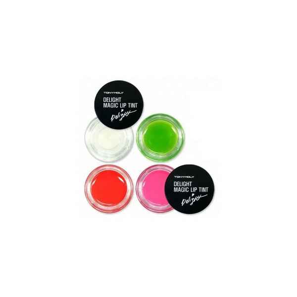 Тинт-хамелеон TONY MOLY DELIGHT MAGIC LIP TINT -